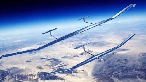 Drone Airbus Zephyr in volo per venticinque giorni