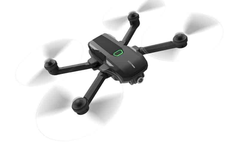 Drone Yuneec Mantis Q con comando vocale