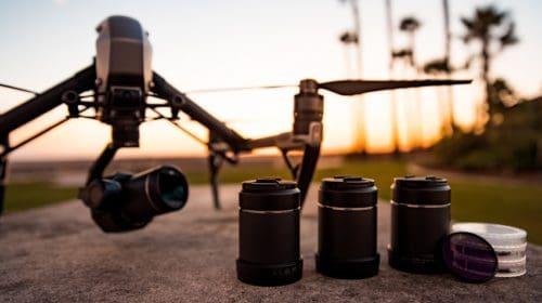 Droni con telecamere migliori e performanti