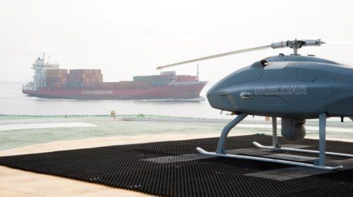 Droni militari in dotazione alla marina tedesca