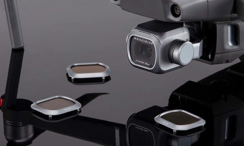 Filtri ND per droni perchè usarli