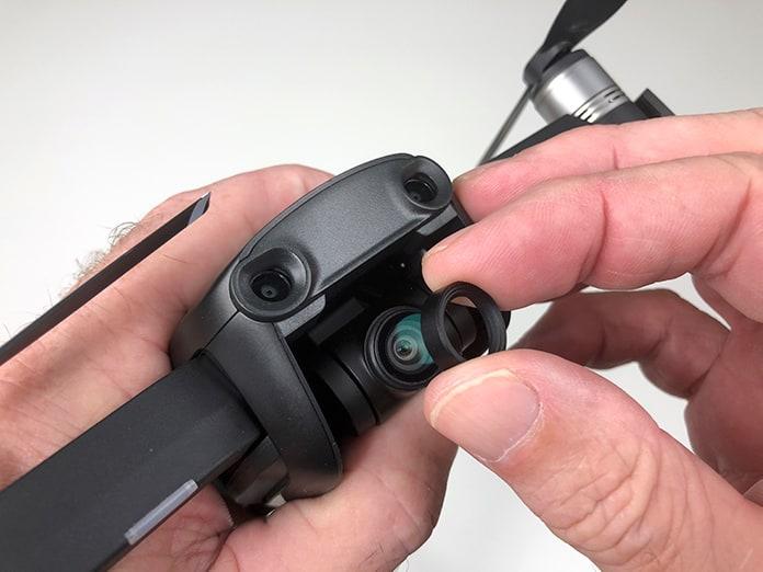 Filtri ND per droni