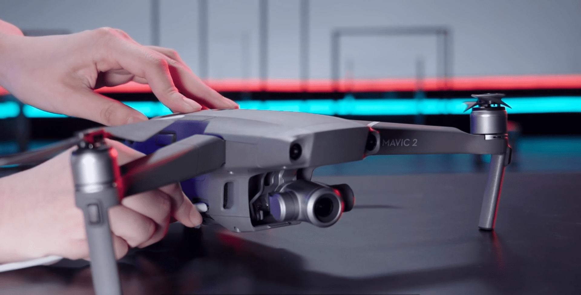 Come aggiornare il firmware del drone Dji Mavic 2 | Drone