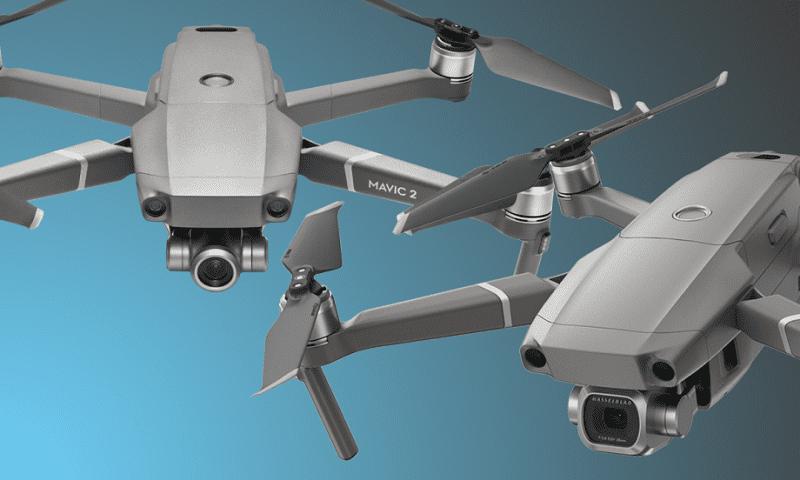 Nuovo radiocomando per i droni Dji Mavic 2 Pro e Zoom