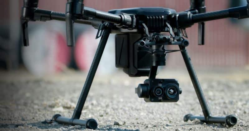 Termocamere Flir per droni professionali