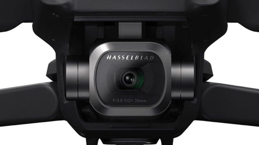 Camera Hasselblad del drone Dji Mavic 2 Pro