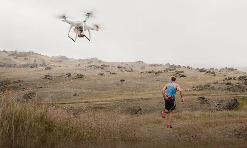 Drone che ti segue