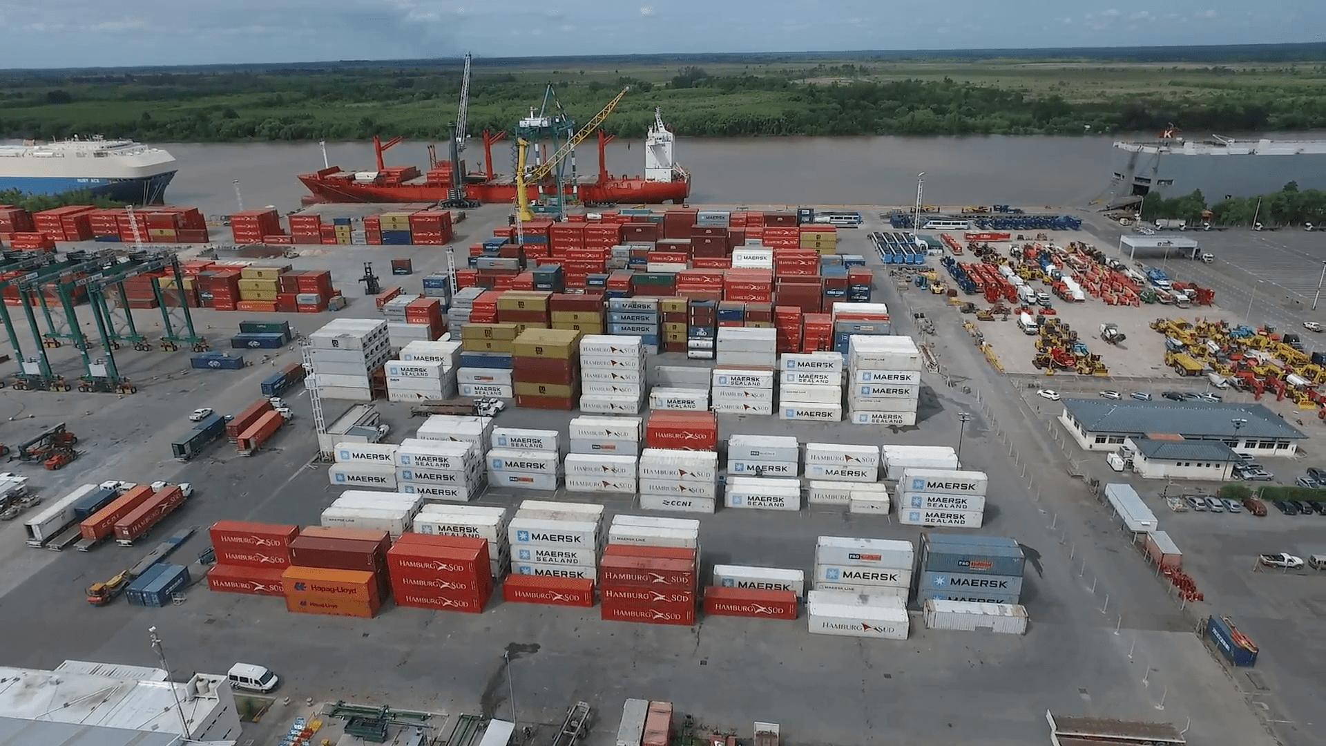 Droni per il controllo e monitoraggio dei porti