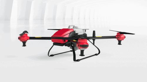 Droni in agricoltura per la defogliazione del cotone