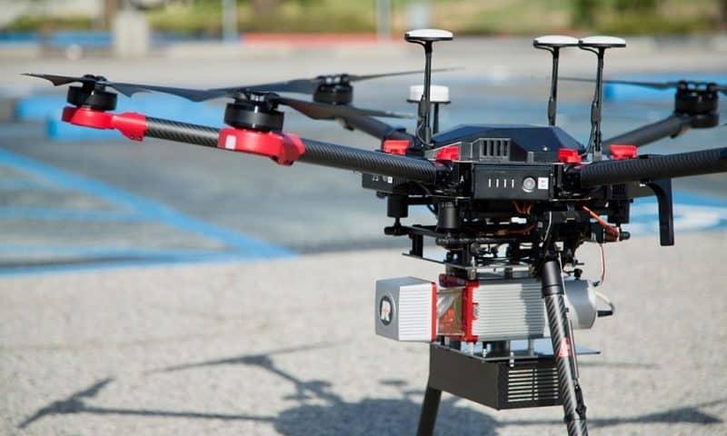 Droni e laser scanner per monitorare le mura aureliane