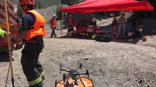 Droni per la ricerca e il soccorso sempre più importanti