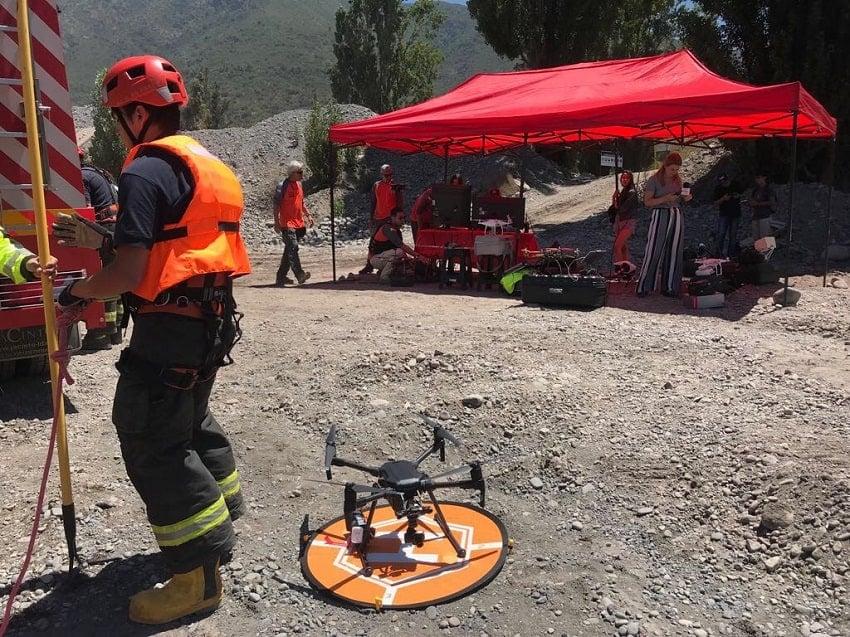 Droni per la ricerca e il soccorso