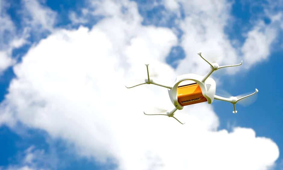 I droni non piacciono agli Svizzeri
