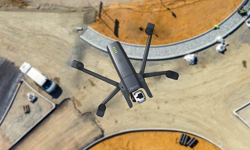 Drone Parrot Anafi Work presentato a Interdrone