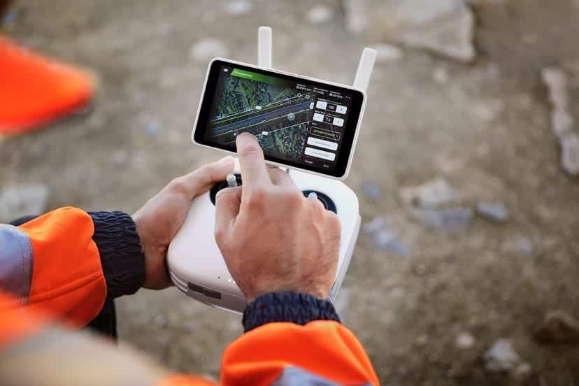 Missioni di volo con il drone Dji Phantom 4 RTK