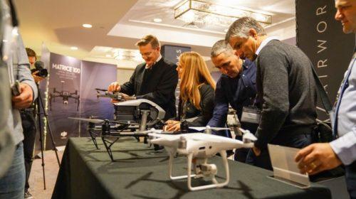 Dji Airworks 2018 nuovi droni in arrivo