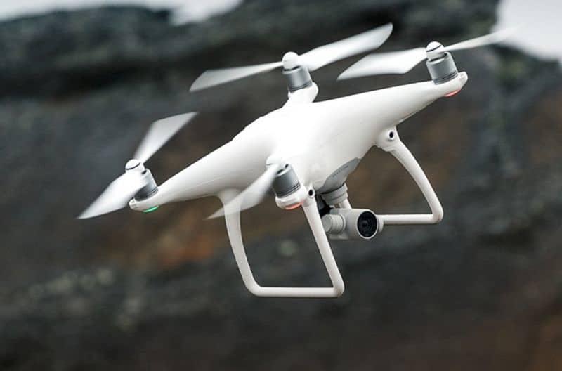 Dji autorizza i voli con droni in America