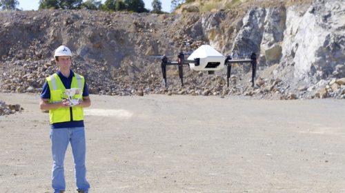 Master in Droni e Geomatica per il rilievo ambientale