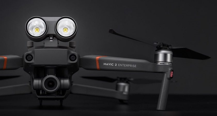 Drone Mavic 2 Enterprise per professionisti