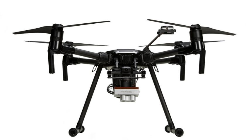 MicaSense Altum camera termica e multispettrale per droni