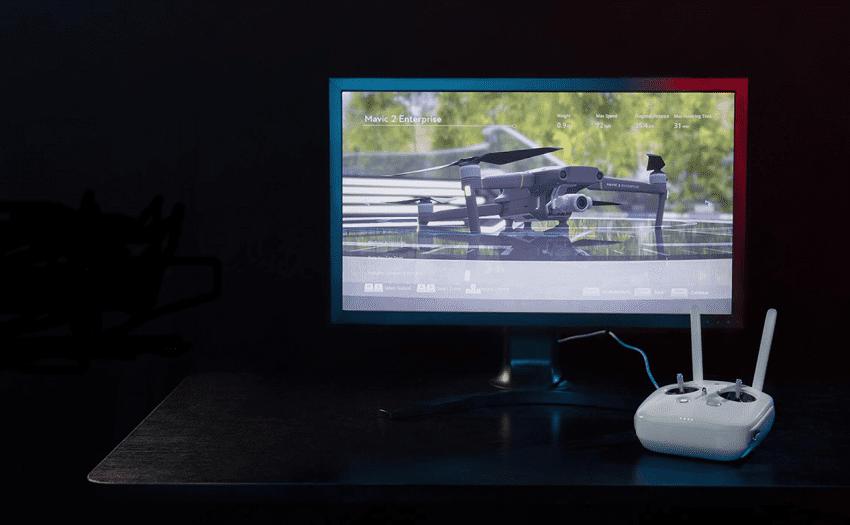 Simulatore di Volo Droni Dji Flight Simulator