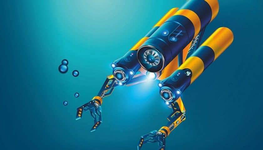 Droni marini nel futuro della Blue Economy