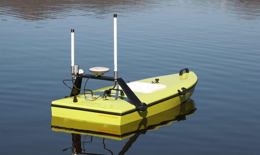Droni per il monitoraggio delle coste