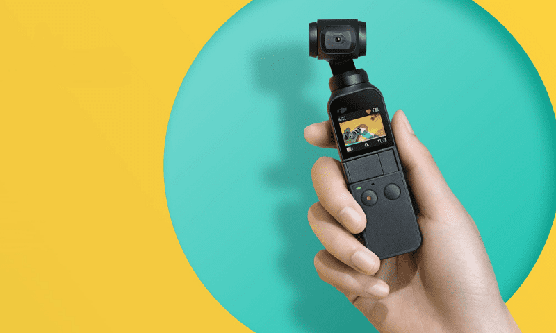 Gimbal Dji Osmo Pocket