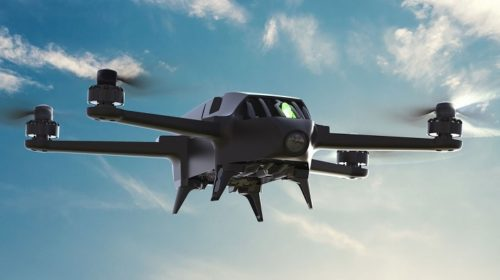 Parrot Bluegrass Fields la nuova soluzione drone