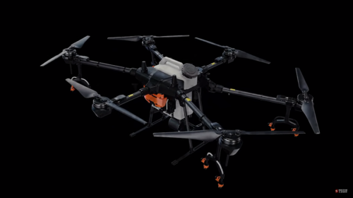 Drone Agricolo Dji T16 per la dispensazione in Cina
