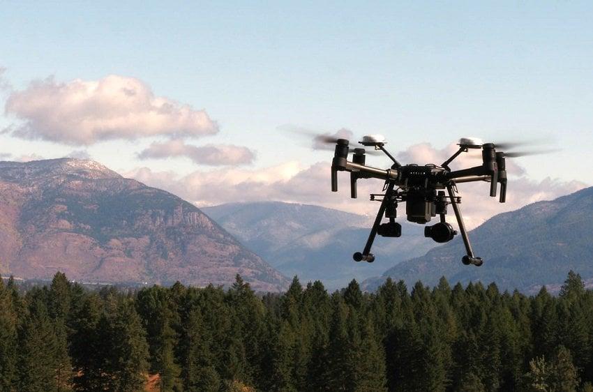 Droni per la gestione delle emergenze