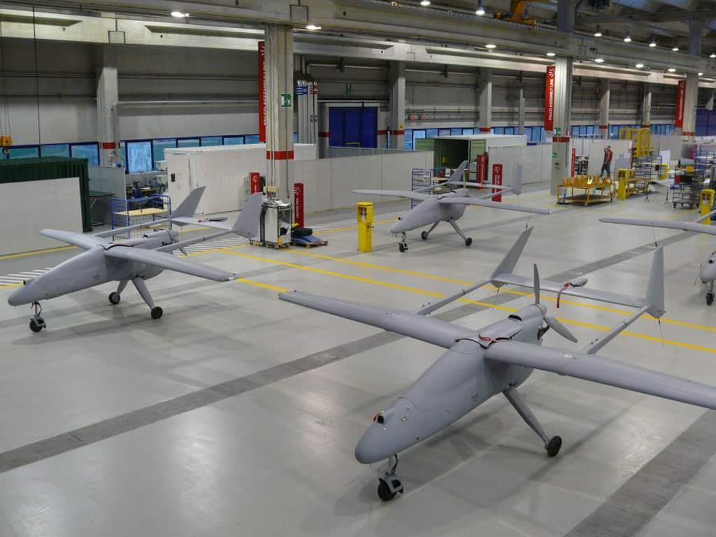 drone leonardo