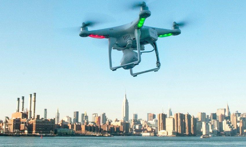 Droni abusivi