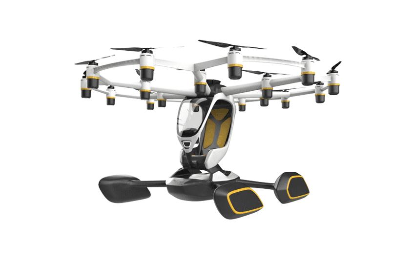 Droni passeggeri