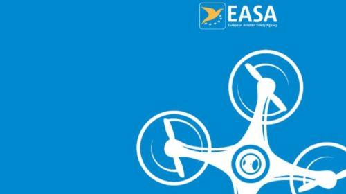 Nuovo regolamento europeo sui droni