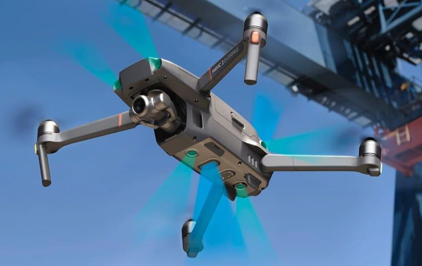 Termocamera per il drone Dji Mavic 2 Enterprise