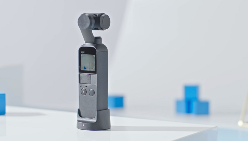 Come utilizzare la gimbal Dji Osmo Pocket in Wifi e Bluetooth