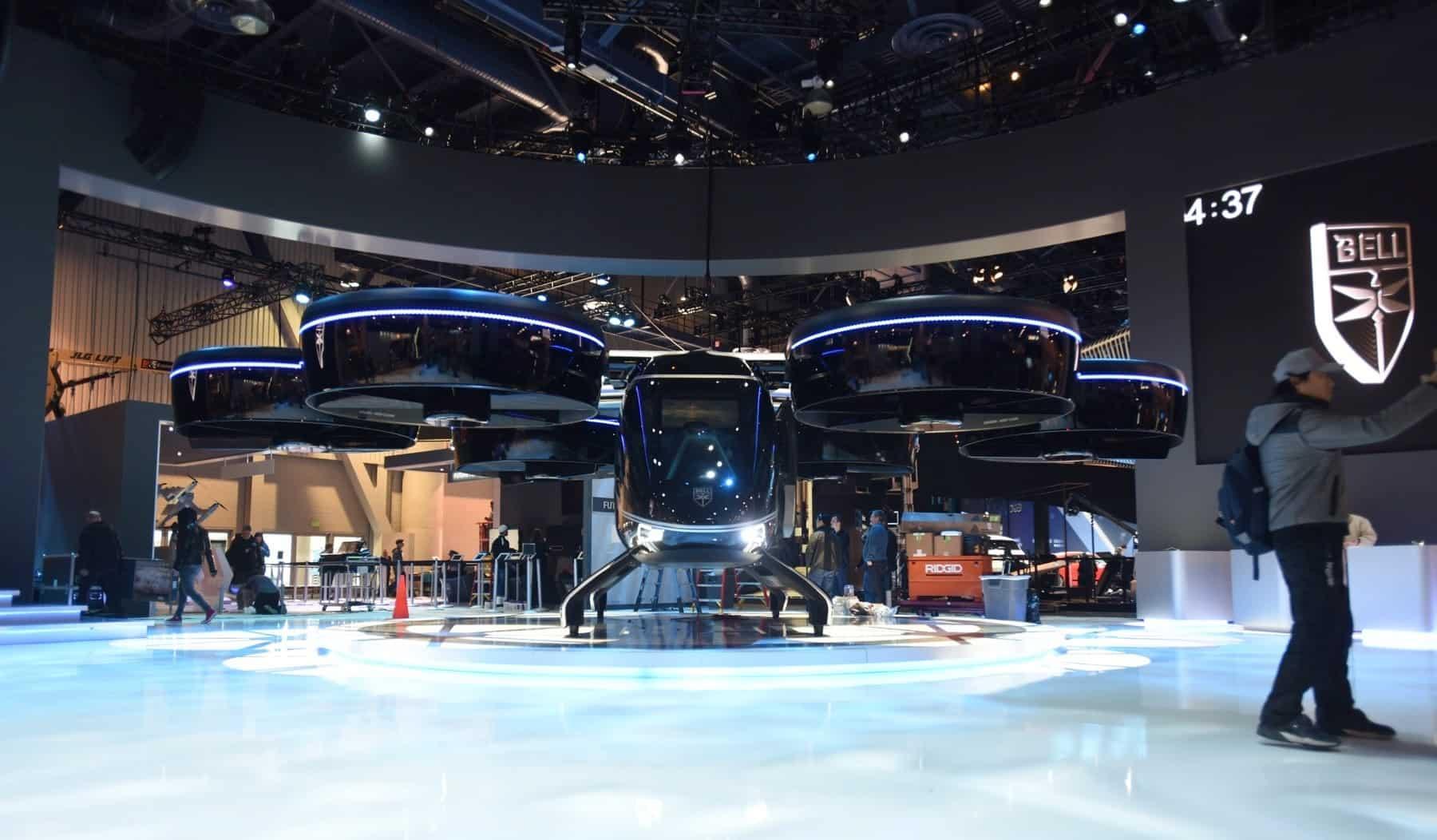 Drone Bell Nexus
