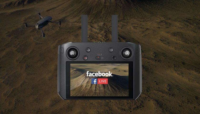 Dji Smart Controller radiocomando per droni