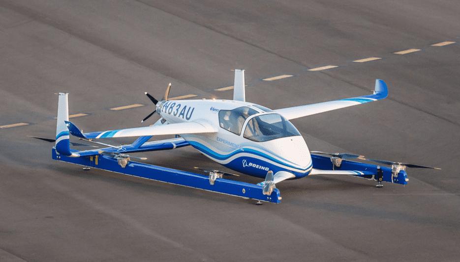 Drone trasporto passeggeri Boeing