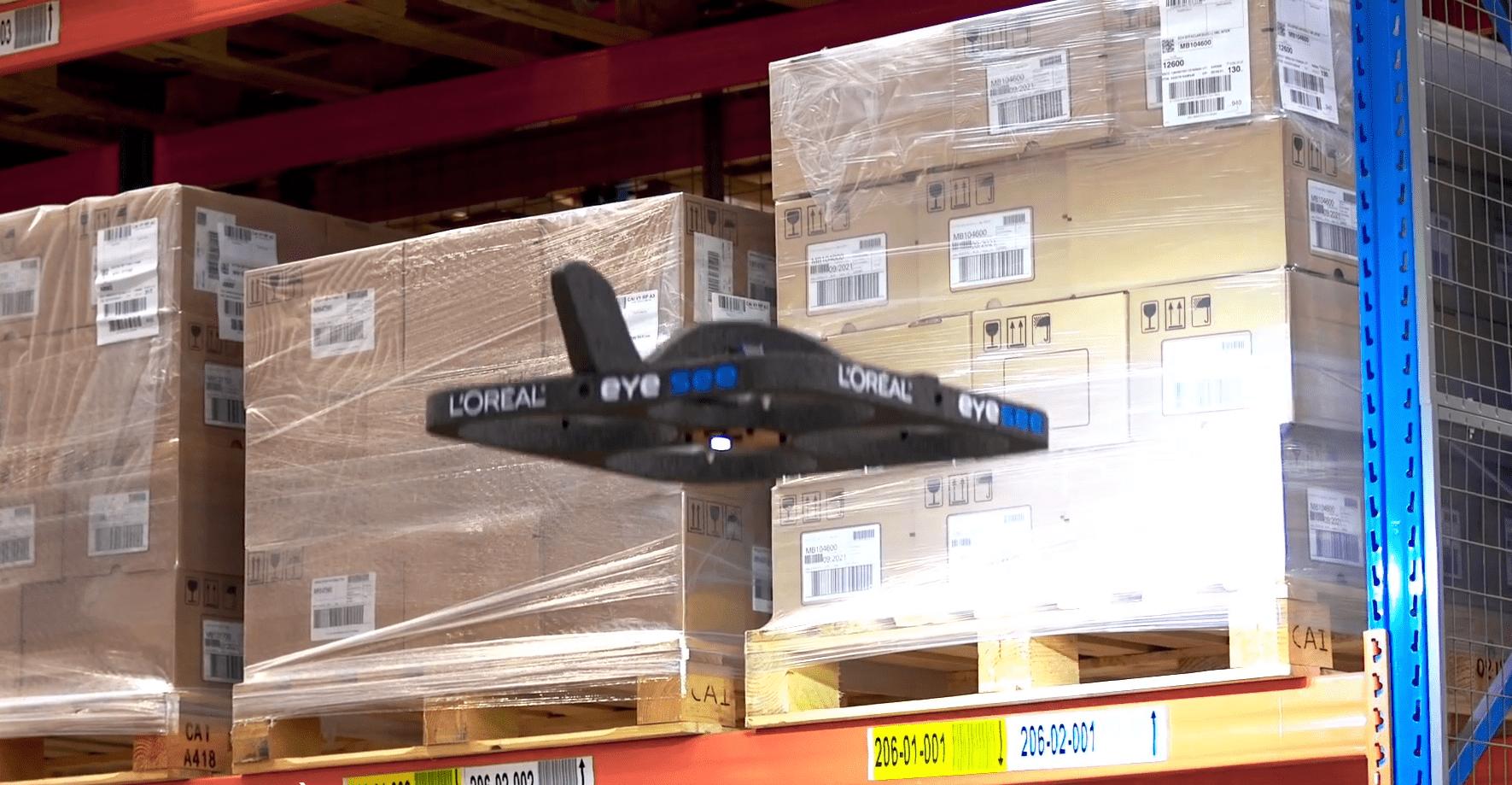 Drone per la logistica