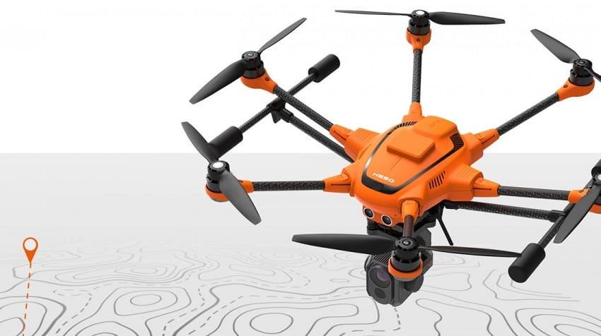 Drone Yuneec H520 RTK