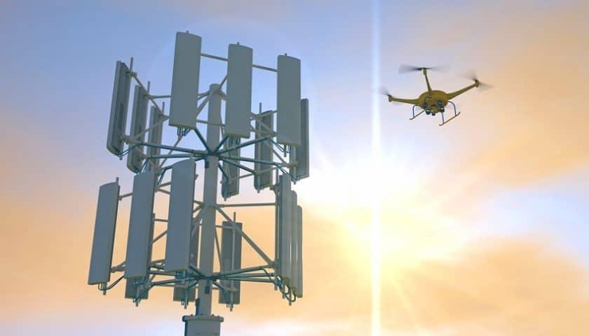 Droni e Rete 5G al servizio della Digital Trasformation