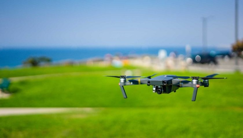 Droni e monitoraggio erosione costiera