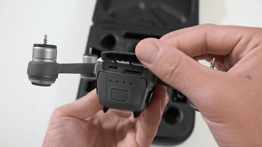 Micro SD per droni Dji