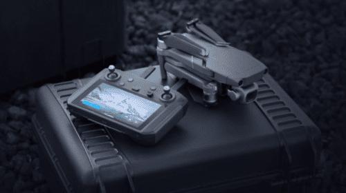 Nuovo radiocomando con display per i droni Dji Mavic 2