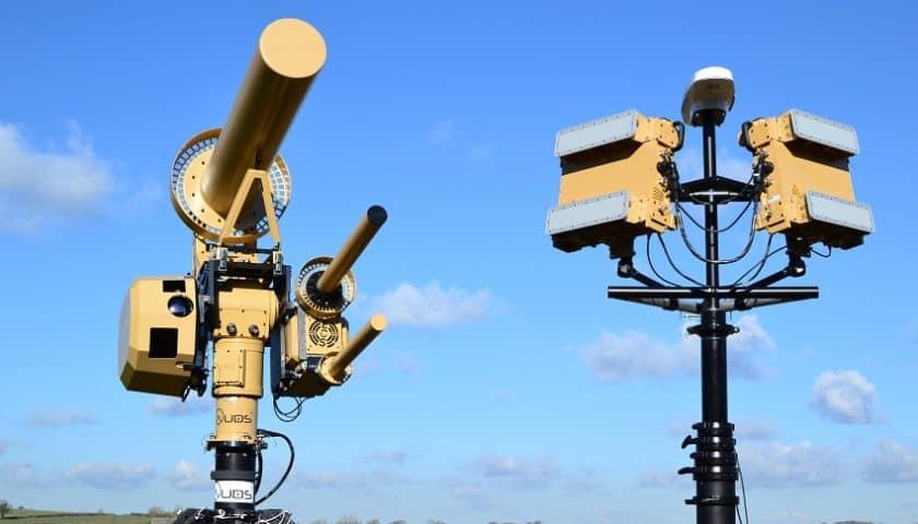Sistema Anti Droni per la Protezione degli Aeroporti