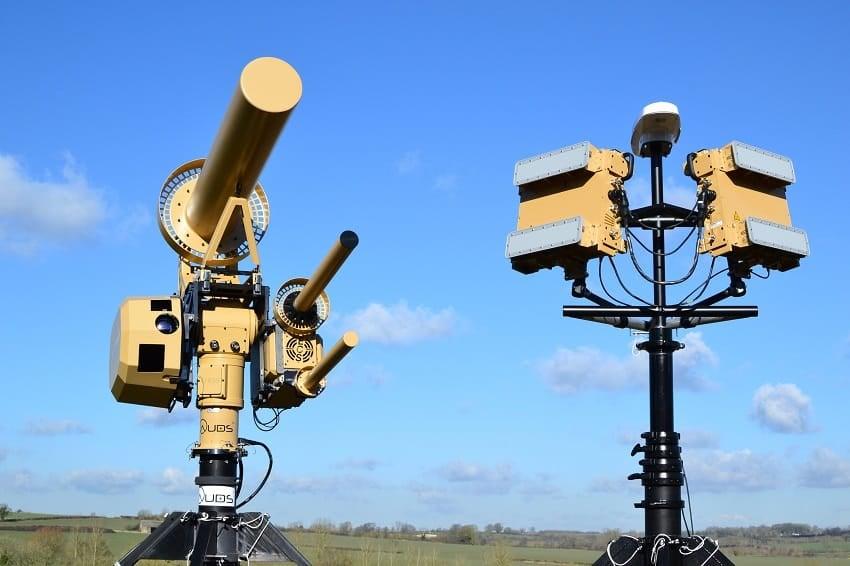 Sistema Anti Droni
