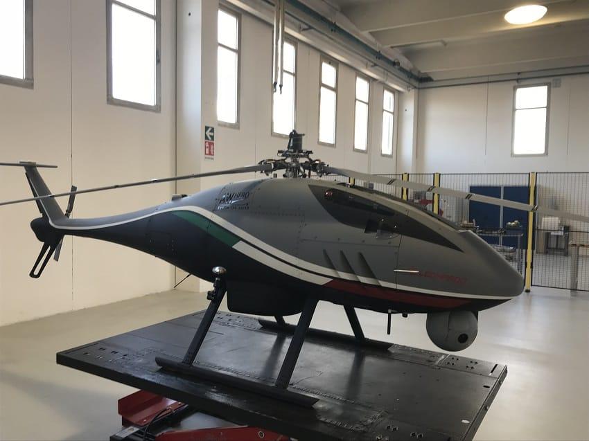 Drone Elicottero AwHero