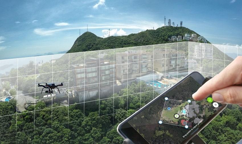 Dji migliora il geofencing dei droni